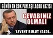 Başbakan neden Reyhanlı'ya gitmedi?