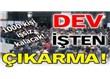 Türkiye'de işten çıkarılma korkusu/Sadece alternatifi olmayanların işi garanti