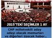 CHP milletvekili aday adayı olacak memurları ve diğerleri üzecek haber..
