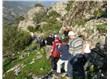 Doğa yürüyüşçüleri parkuru - trekking- için Korsika-Roccapina- ile yarışan Karia yolu...