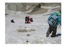 Kar Buz Rotasından Erciyes'e Tırmanış