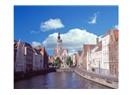 Belçika'nın romantik şehri, Kuzey'in Venedik'i: Brugge