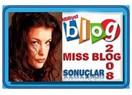 Miss Blog 2008 - Sonuçlar