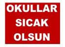 Okulların doğalgaz, elektrik ve su faturalarını MEB Ankara'dan ödesin