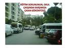 Türkiye'deki eğitim sorunun göstergeleri servis araçları