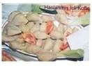Mardin yemekleri; haşlama içli köfte (ıgbebet)