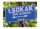 Sokağımın adını verdikleri sokağı buldum