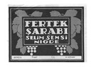 Fertek Rakısı ve Fertek Meyhanesi: İki eski İstanbul efsanesi