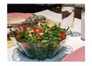 Roka salatası. Damaktaki olmazsa olmaz 1B 2R