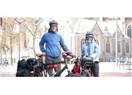 Küresel ısınmayla bisikletli mücadeleye ne dersiniz?