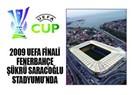 Kadıköy'de UEFA finali dinliyorum, gözlerim kapalı