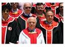 ODTÜ 'de mezuniyet töreni coşkusu