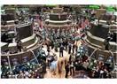 Borsalarda düşüş sürüyor