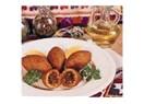 Mardin yemekleri :İçli Kızartılmış Köfte