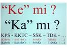 """""""Ke"""" neden """"ka"""" oluyor?"""
