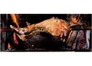 Sırık Kebabı (Kuzu Çevirme) ''BACANAK KUZU ÇEVİRME''