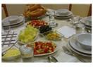 Trabzon' da iftar vakti