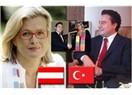 Avusturya Dışişleri Bakanı Türkiye'de