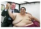 560 kilogram ağırlığı olan bir insan Guinnes Rekorlar kitabına geçti