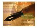 Kağıt ve kalem birleşince