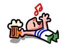Bu akşam sarhoşum