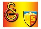 Galatasaray - Kayseri Maça Doğru
