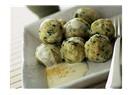 Sebzeli patates topları