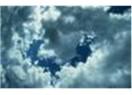 Mavilerden bir gökyüzü