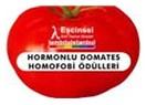 Hormonlu Domates Ödülleri sahiplerini bekliyor!