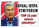 Baykal istifa etmeli mi ?