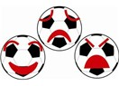 Futbolun üç yüzü!