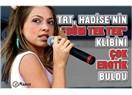 """TRT, HADİSE'nin """"Düm Tek Tek"""" klibini çok erotik buldu."""