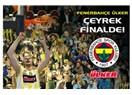 Fenerbahçe Euroleague'de de çeyrek finalde!