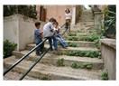 İstanbul'un merdivenli sokakları