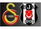 Galatasaray 2- Beşiktaş 1 - Hakem 1