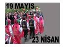 Okullarda 23 Nisan ve 19 Mayıs hazırlıkları