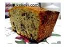 Ve… İşte incirli kek!...