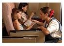 Uçakta çocuk koltuğu