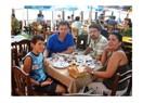 Çamlıkahve'de kahvaltı keyfi…