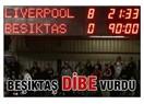Beşiktaş Şampiyonlar Ligi'nden de çekildi!