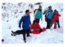 Zigana'da ölüm kar beyazdı
