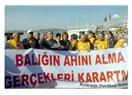 TEMA, balık ölümlerini protesto etti