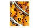 Şans oyunlarında rakamların analizi.