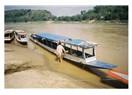 Güneydoğu Asya yollarında 2 - Tekneyle Nong Kiaow ve Muang Ngoi