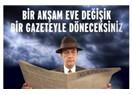 """Yeni """"Gazete Habertürk"""" ün reklam propagandası dilerim popülistlik ve kapitalistlik müjdelemiyordur"""