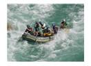 yaşam nehrinde rafting