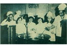 Türkiye'nin ilk kadın aşçısı
