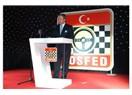Tosfed, genel kurul delege listesini açıkladı