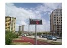 Çayyolu, Ankara' nın güzel bir köşesi.