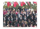 85. Yıl Cumhuriyet Korosu Ankara Anıtpark'taydı